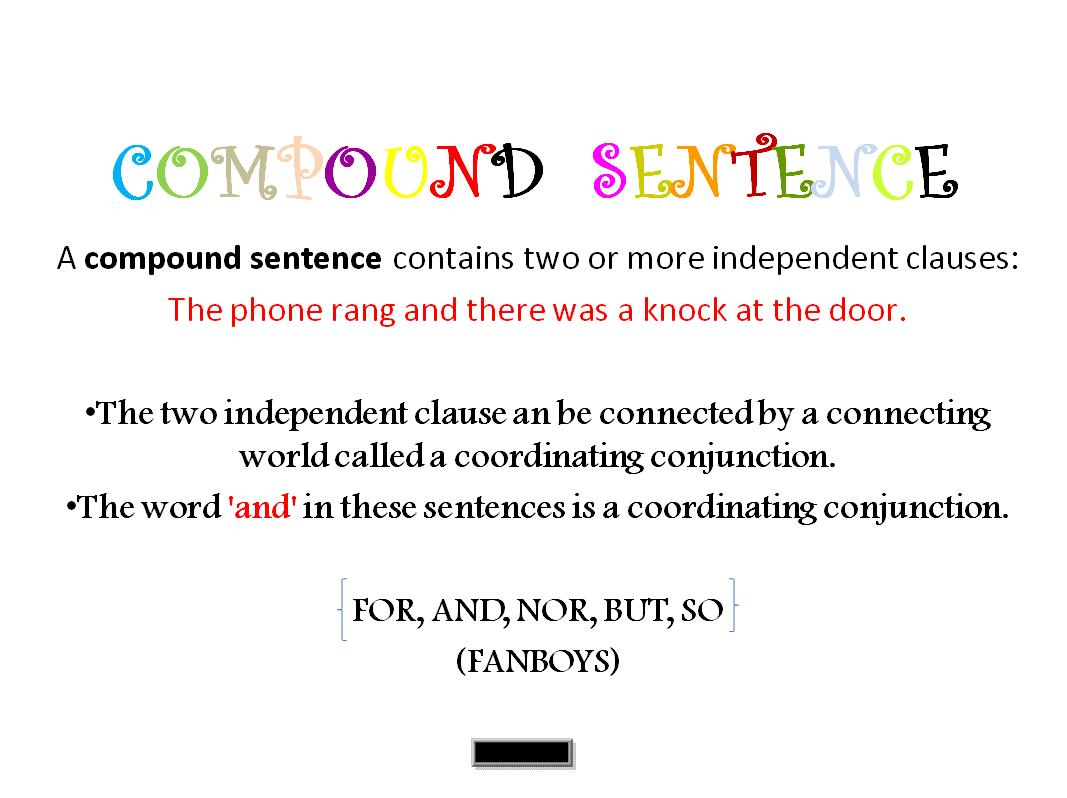 Copy Of Simple Compound Complex Sentences Lessons Tes Teach – Simple Compound Complex Sentences Worksheet